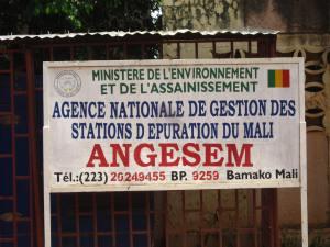 Première visite de la SPGE à Bamako