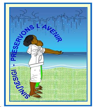 SPGE au Mali: logo pour la camapgne de communication