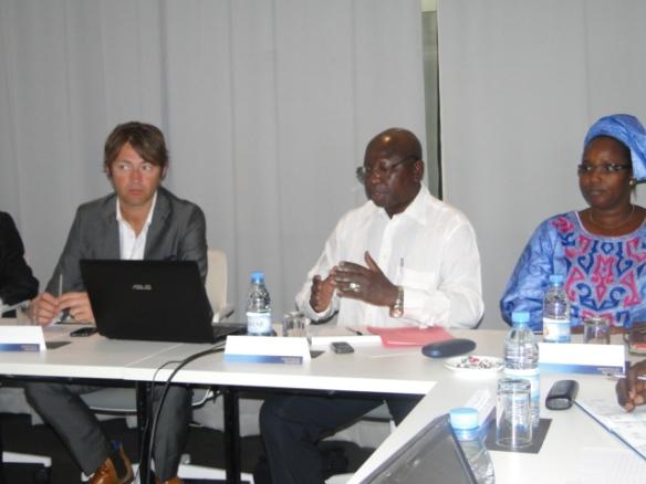 SPGE au Mali: séminaire de pérennisation (Dakar, novembre 2014)